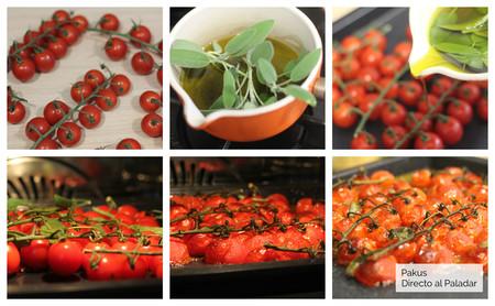 Tomates Guarnicion