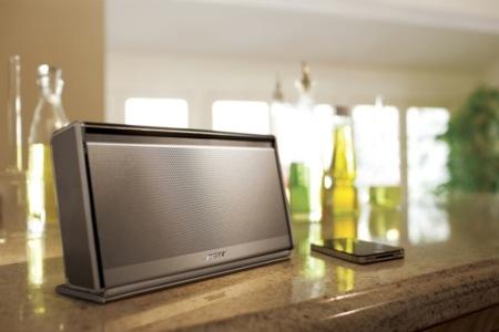 Bose SoundLink II en casa