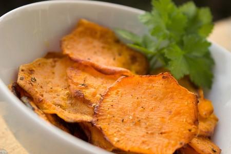 Boniato Chips