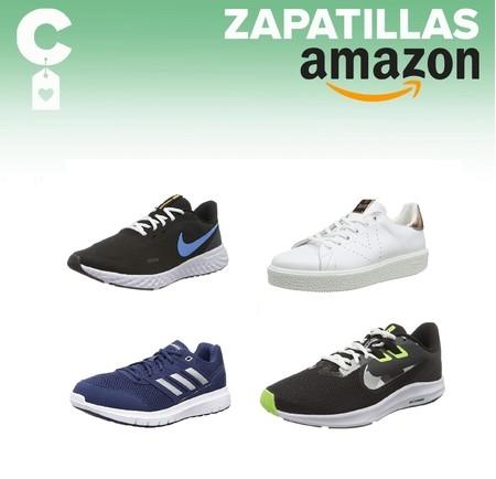 Chollos en tallas sueltas de zapatillas Adidas, Nike o Victoria por menos de 40 euros en Amazon