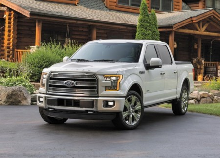 Ford F 150 Limited 2016 1024x768 Wallpaper 04