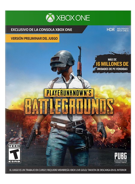 El Bundle De Xbox One S Y Playerunknown S Battlegrounds Llegara A