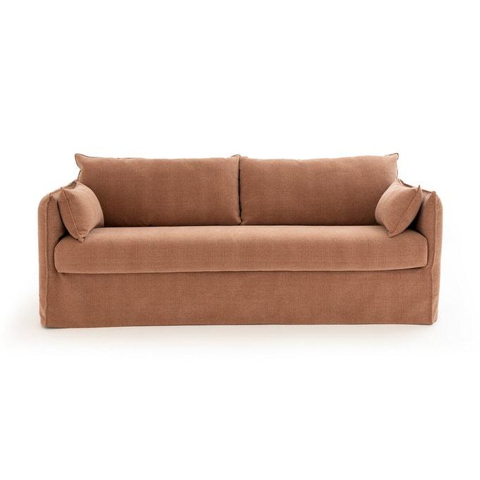 Sofá de 3, 4 o 5 plazas, tejido texturizado, Ravel