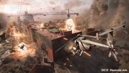 La guerra de Battlefield 2042 comenzará más tarde tras retrasar su lanzamiento hasta mediados de noviembre