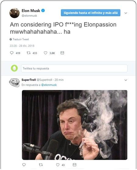 Elonpasion Fake Tweet
