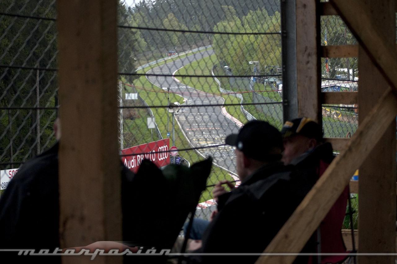 Foto de La increíble experiencia de las 24 Horas de Nürburgring (28/114)