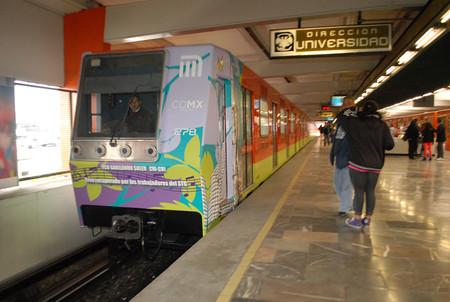 Otra más: la línea 3 del metro de Ciudad de México ya tiene red Wi-Fi gratuita, suman ya tres líneas conectadas