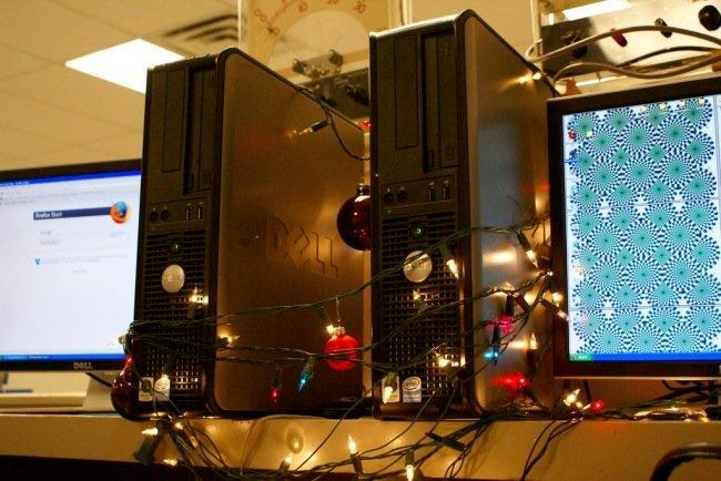 Computer Christmas