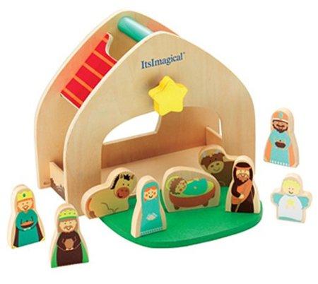 Portal de Belén infantil en Imaginarium