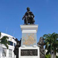 La estatua de un poeta célebre que en realidad no es la estatua de un poeta célebre