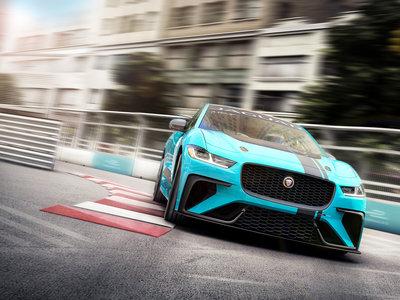 Ya en marcha la primera copa monomarca de SUV eléctricos: nace la Jaguar I-PACE eTROPHY