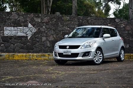Suzuki Swift GLS, prueba (parte 1)