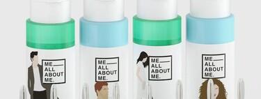 Así es Me All About Me, la marca de cosmética millenial de cuidado de la piel y el cabello que podemos personalizar según nuestras necesidades