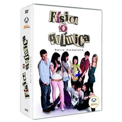 Fisica O Quimica Serie Completa 25aniversarioa3 24 Dvd
