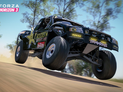 Forza Horizon 3 amplia su garaje con los vehículos del DLC Rockstar Car Pack