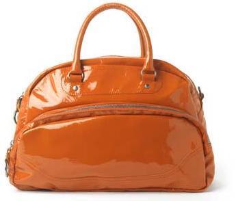 Naranja, el nuevo color de Sissi Rossi