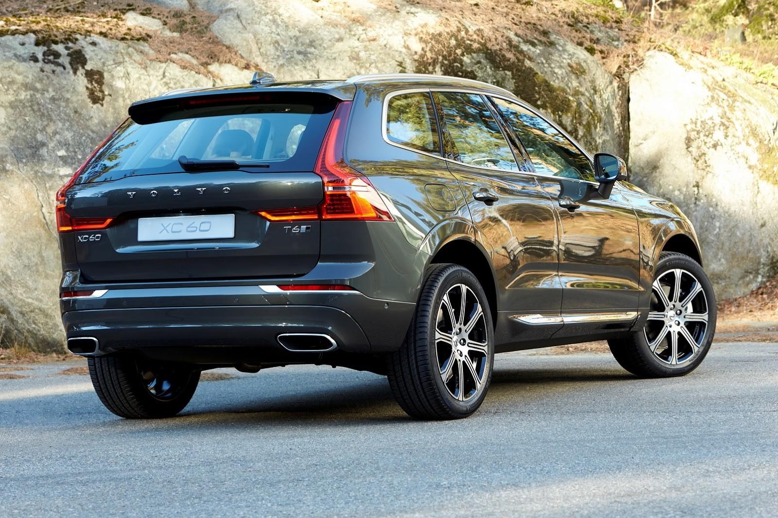 Foto de Volvo XC60 2018 (4/17)