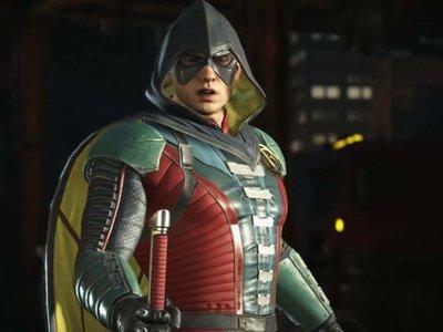 Robin se une a Injustice 2 en su nuevo trailer