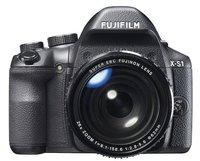Cámara Fujifilm X-S1 con zoom de hasta 52x en México para el 2012