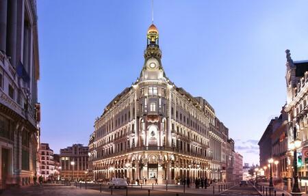 Hotel Four Seasons de Madrid