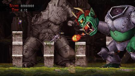 Ghosts 'N Goblins Resurrection muestra en su nuevo vídeo con gameplay cómo tratará de respetar la esencia del juego original
