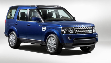 Land Rover Discovery 2014, al descubierto