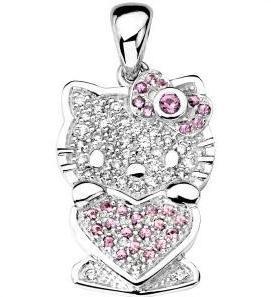 'Kitty Cupido' y 'Kitty Corazón', una historia de amor en joyería