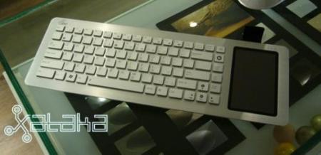 Asus Eee Keyboard, lo probamos