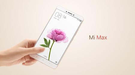 Xiaomi Mi Max, con 128GB de capacidad y 4GB de RAM, aún más barato: 199 euros