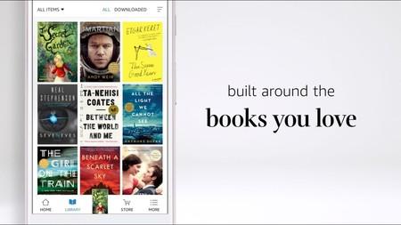 Amazon renueva su aplicación Kindle para Android, pero sin la integración de Goodreads