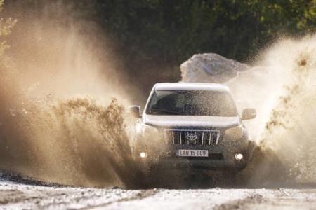 Toyota Land Cruiser, el todoterreno que debió salir en Jurassic Park