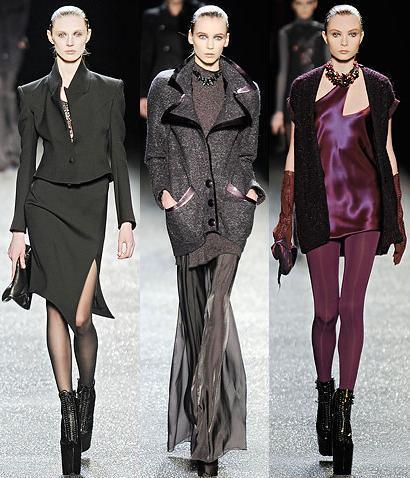 Nina Ricci Otoño-Invierno 2009/2010 en la Semana de la Moda de París