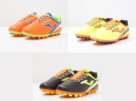 Si buscas el número 38 en zapatillas de fútbol, esta es una gran oportunidad. Las Joma Toledo a sólo 14,95 euros y envío gratuito