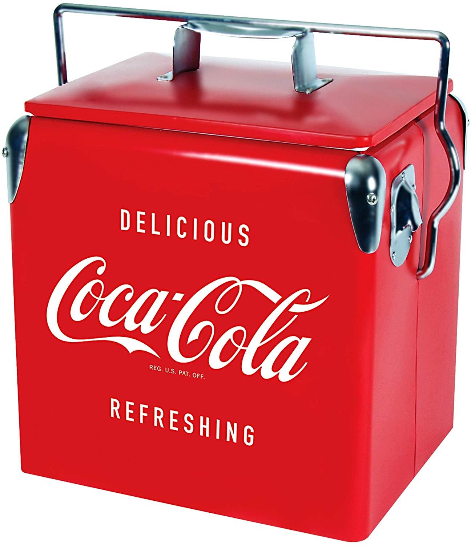 Koolatron Coca-Cola Vintage 13L hielo pecho
