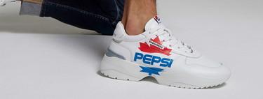 Dsquared2 y Pepsi llevan la logomanía al máximo con su nueva colección cápsula