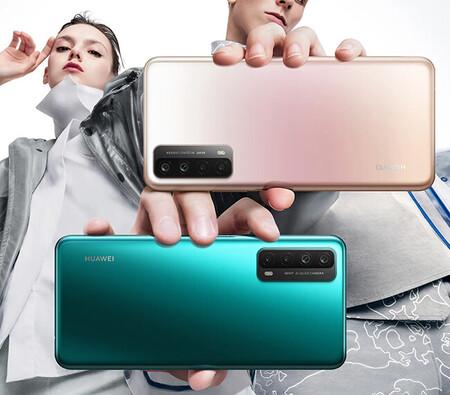Huawei P Smart 2021: un nuevo gama media económico con batería bastante generosa
