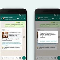 WhatsApp en México ya permite buscar en internet, sin salir de la app, los mensajes más reenviados para evitar fake news