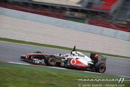 Los pilotos McLaren preocupados por el coche