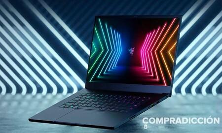 PcComponentes tiene un portátil gaming muy bestia, con gráfica RTX3070 y pantalla 2K como el Razer Blade 15 Advanced Model por 330 euros menos