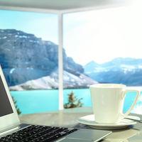 Si vas a trabajar en vacaciones no esperes una conexión de Internet de calidad