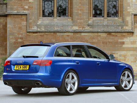 Audi RS 6 Avant V10