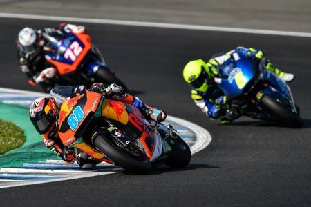 Jorge Martin Catar Moto2