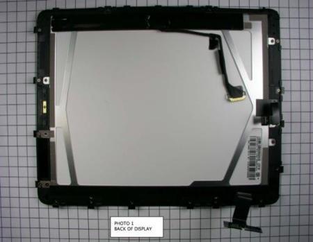 Interior iPad