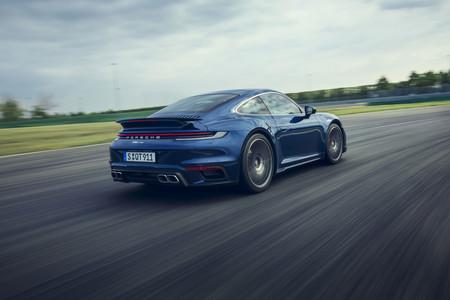 Porsche 911 Turbo 2021 2