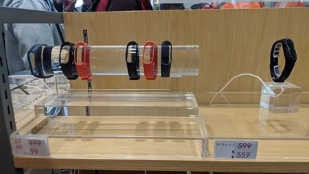 Xiaomi Mi Band 3 Precio Oficial Mexico