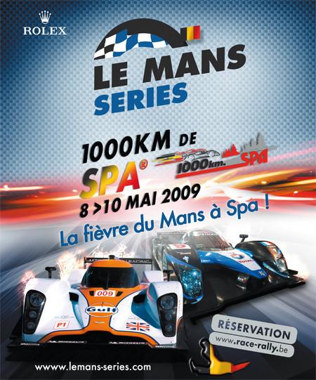 Previo Le Mans Series: 1000 kilómetros de Spa-Francorchamps