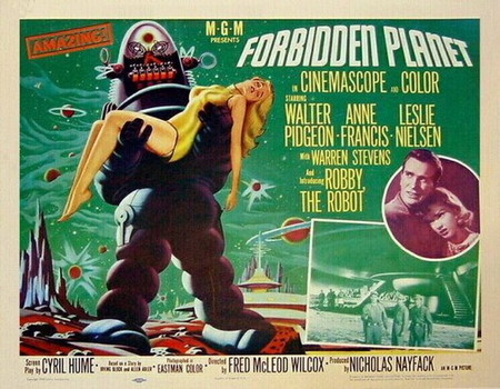 'Planeta prohibido', remake en marcha