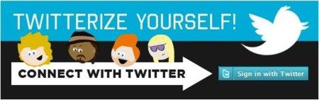 Twitterize yourself, una infografía personalizada de tu Twitter en un minuto
