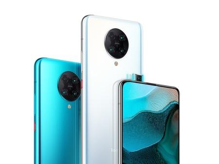 Redmi K30 Pro y K30 Pro Zoom: cambio de diseño, máxima potencia y hasta zoom óptico para competir, otra vez, con precio de derribo