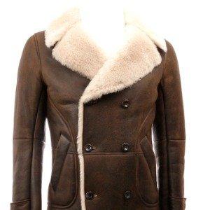 Sigue la ola de los abrigos con piel de borrego este invierno